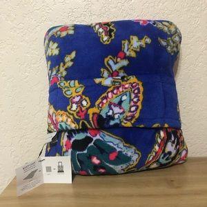 Vera Bradley Travel Blanket